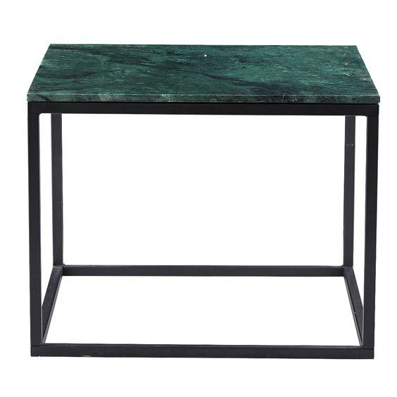 Base Marble soffbord, grön marmor i gruppen Möbler   Bord - marmor wohnzimmer tische