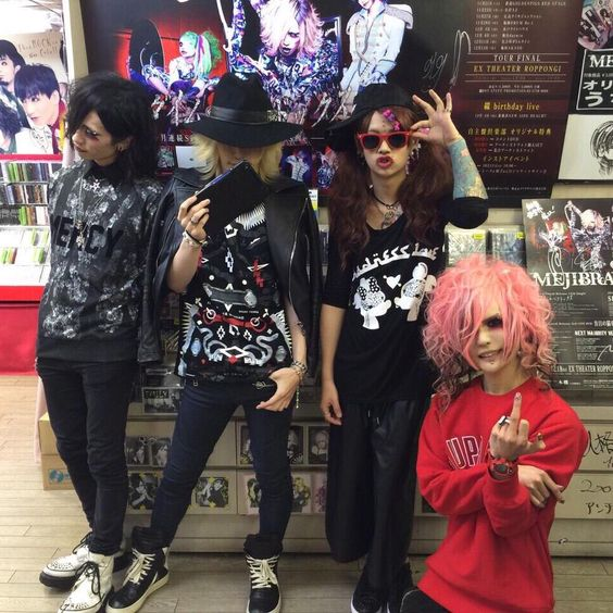 MEJIBRAY WORLDWIDE : Foto
