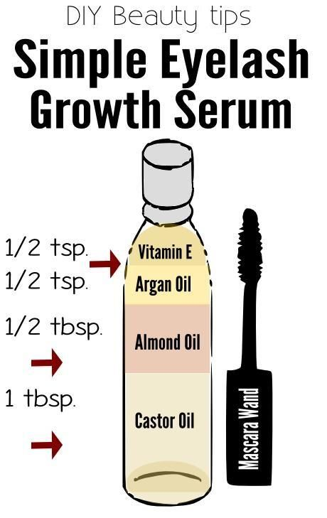 If you've been having trouble growing out your lashes or you just want them longer and thicker,m why not try this simple lash lengthening serum which is really easy to make and is super cheap.