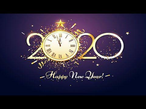 Happy New Year 2020 Countdown Happy New Year 2020 Whatsapp Status Youtube Bonneannee2020 Hap In 2020 Happy New Year Wishes Happy New Year Gif Happy New Year 2020