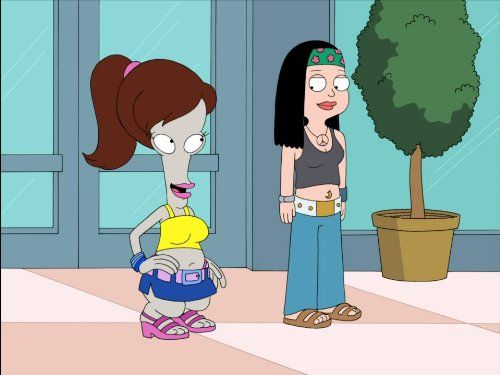 Pin By Katya On Roger American Dad Dads American