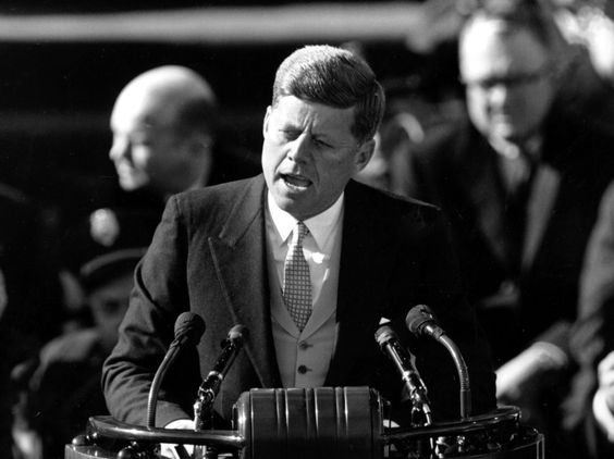 Remembering #JFK by rewatching his inaugural address. #JFK50: