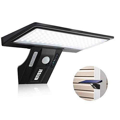 Jesled Solar Flood Lights Outdoor Motion Sensor Security Light Now 16 09 Was 35 Solar Flood Lights Solar Powered Security Light Motion Sensor Lights Outdoor