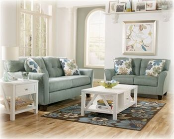Ashley furniture 6640038 kylee sofa love seat dream for Ashley kylee chaise lounge