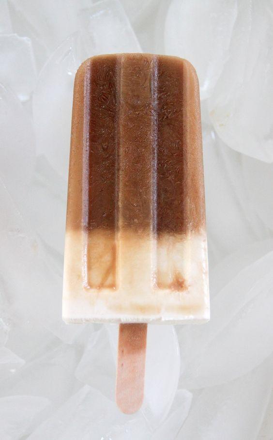 Mmm Coffee Popsicle