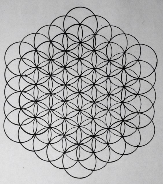 how to draw the sempiternal logo
