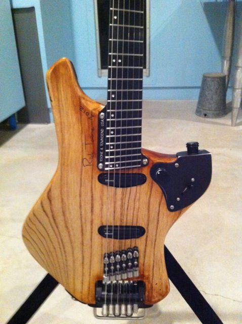 Rick Toone Production Models | The Gear Page | Musical ...