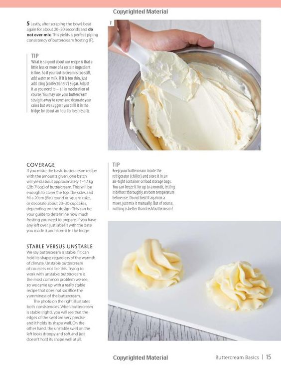 The Contemporary Buttercream Bible: The complete practical guide to cake decorating with buttercream icing: Amazon.de: Valeri Valeriano, Christina Ong: Fremdsprachige Bücher