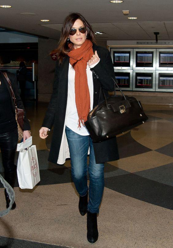 Sandra bullock fashion | Sandra Bullock, L.A.
