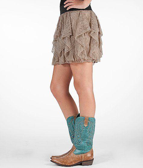 Daytrip Lace Skirt