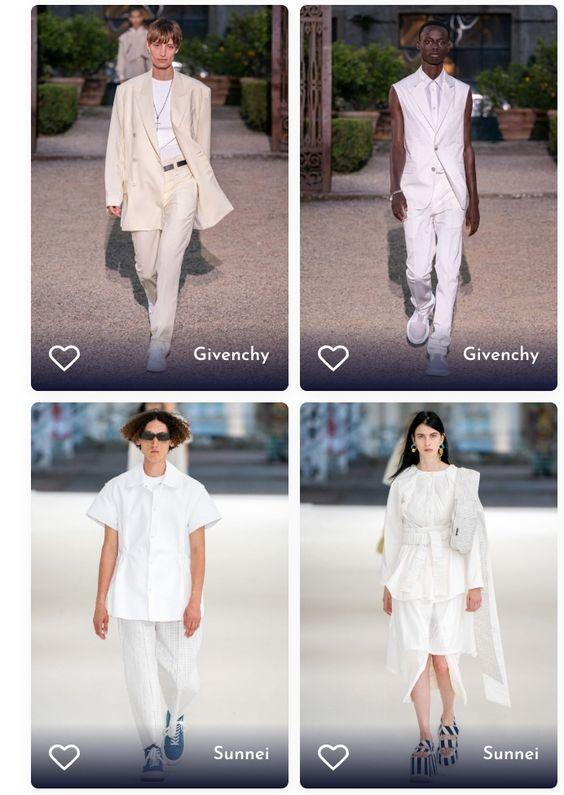 Cores Verão 2021 – Inteligência Artificial aponta as principais tendências – Coleção.Moda – Fashion Bubbles