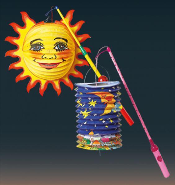 Laterne, Laterne, Sonne, Mond und Sterne...--St.-Martins-Laterne