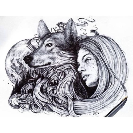 Me and Silar by @lukedrawings  This is amazing, thank you!