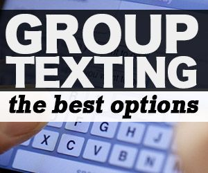 The Best Youth Ministry Group Texting Options | Catholic Student Ministry .com
