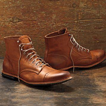 Timberland - Men's Timberland Boot Company® Wodehouse Cap Toe Boot ...