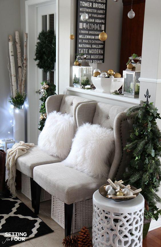 Christmas Home Tour With Country Living Magazine See My Christmas