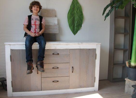 Lage Ladekast Slaapkamer : ... Kidsroom Children room cupboard drawer ...