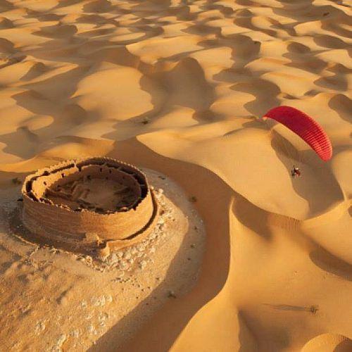 جوهرة الصحراء تيميمون، والتحليق بالمظلات فوق واحاتها الحمراء - الجنوب الجزائري | Flickr - Photo Sharing!