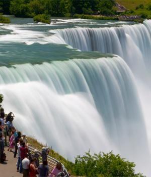 See Niagara Falls