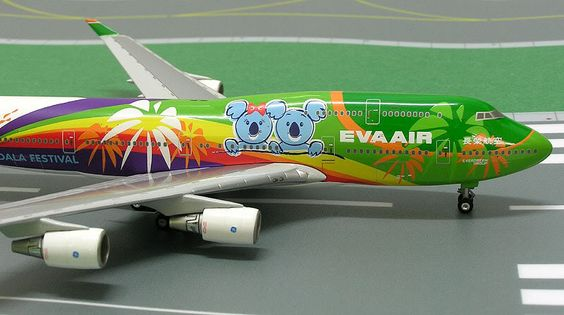 EVA AIR http://www.evaair.com/en-global/index.html