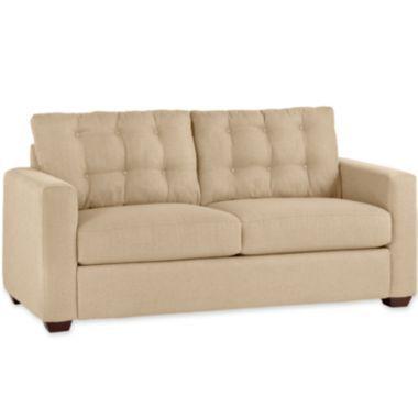 Midnight Slumber 81 Quot Queen Sleeper Sofa Found At Jcpenney