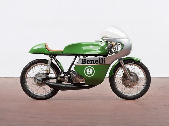 Racing Motorcycle, Replica Of The