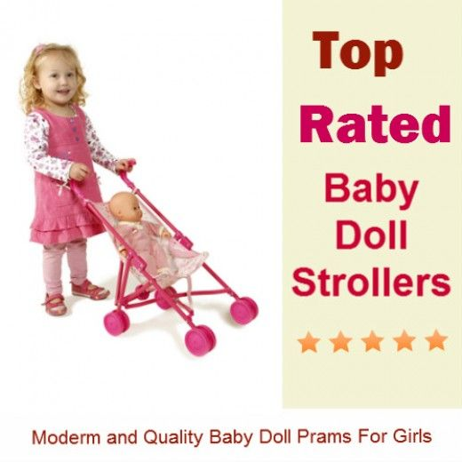 Cute Baby Doll Stroller For Toddlers  #babydollstrollers #toystrollers #cheapdollprams