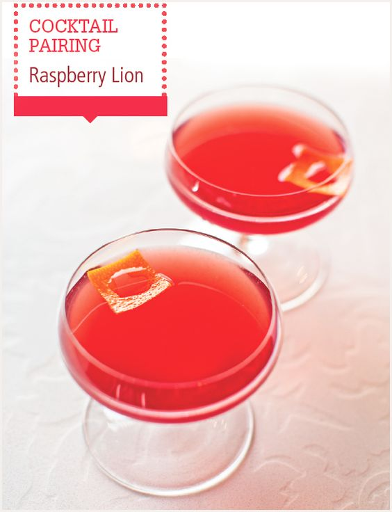 Raspberry Lion from Bar Manager David Wolowidnyk at West - bar manager