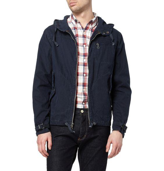 Cotton Windbreaker Jacket - My Jacket