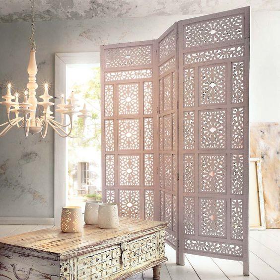 ... Marokko Raumteiler Trennwand Raumtrenner Sichtschutz spanische Wand