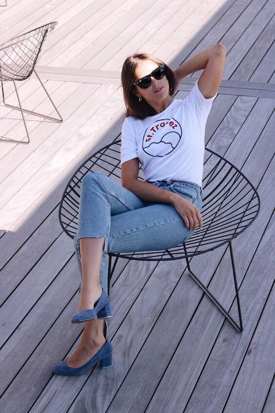 Either if you are working, or on vacation, you can look your best with these summer fashion looks we gathered at snazzylair.com