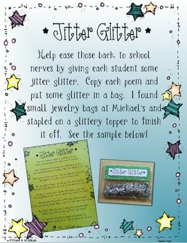 Ambitious image with regard to jitter glitter poem printable
