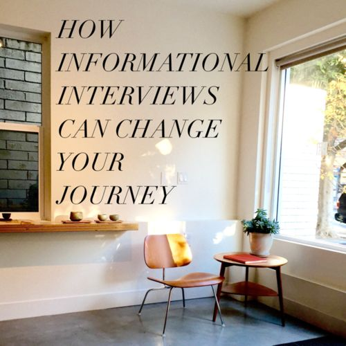 Are you interested in pursuing a new interest or career path, building a business or just interested in learning about different roles? Read how informational interviews can change your journey. This is a life changer! #journey #interviews #informationalinterviews #buildyourbusiness #career #success #jobs #howtofindajob #recruiting #losangeles #california #californialove #loveyourlife #miracles