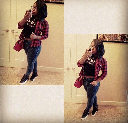 Reginae Carter | reginae carter | Pinterest | Ootd, Cute ...