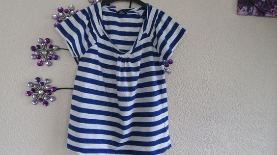 Cotton  M@Co  Summer  Cool   Top   Size  12  #MCo #OtherTops #Casual