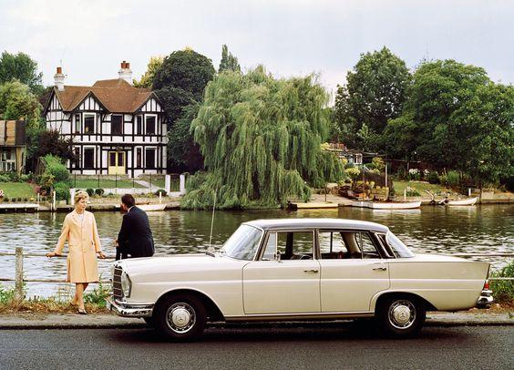Mercedes-Benz 230 S - 1965