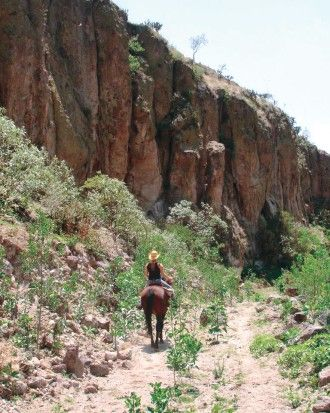 5 Adventurous Honeymoon Destinations for 2015: Go Wild (West) in Central Mexico