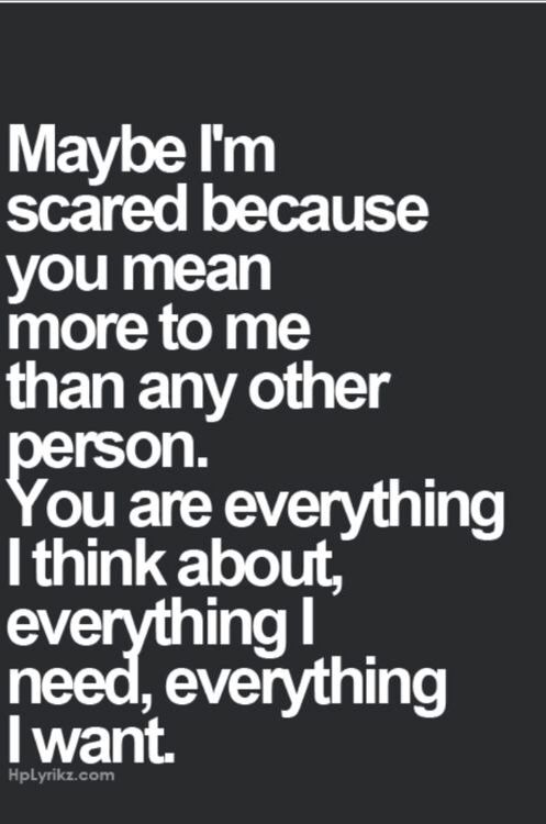 Imágenes De Quotes That Say I Love You More Than Anything