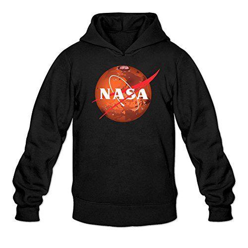 DLQUEEN Men's NASA Mars Logo Hooded Sweatshirt / Hoodie Size M Black DLQUEEN http://www.amazon.com/dp/B018OPIQSU/ref=cm_sw_r_pi_dp_5xoBwb0YC6NFM
