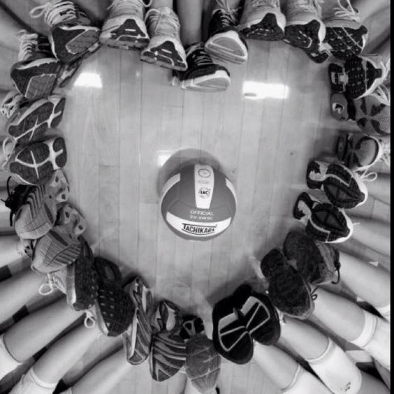 "I ""<3"" my team. :) Courtesy of Amy Phipps Photography"