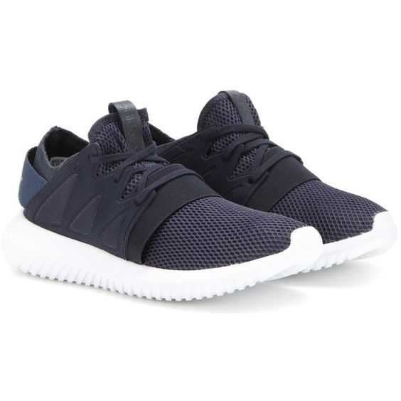 Adidas Tubular Viral Neoprene Sneakers (2,240 MXN) ❤ liked on Polyvore featuring shoes, sneakers, blue, adidas shoes, adidas sneakers, adidas trainers, blue shoes and neoprene shoes