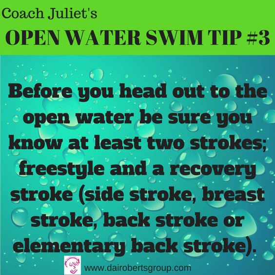 Open Water Swim Tip! Want more tips, register now for our open water clinic May 16, 2015.  Meet up at chicks beach and bring your wetsuit! #OpenWaterSwim #Triathlon #RockYourSwim #Swim #Bike #run Register here: https://goo.gl/JzOAc2