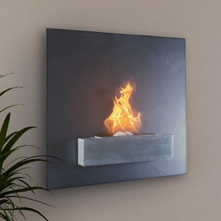 Amazon.com: Serafin Bio Ethanol Fuel Fireplace: Patio, Lawn & Garden - Ethanol Fuel, Fireplaces And Wall Mounted Fireplace On Pinterest