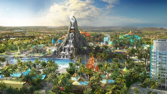 Image result for volcano bay universal orlando pinterest