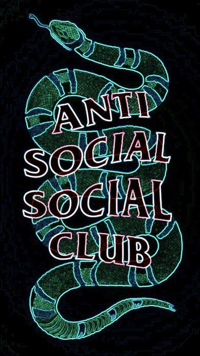 Anti Social Social Club Anti Social Aesthetic Pastel Wallpaper Aesthetic Wallpapers