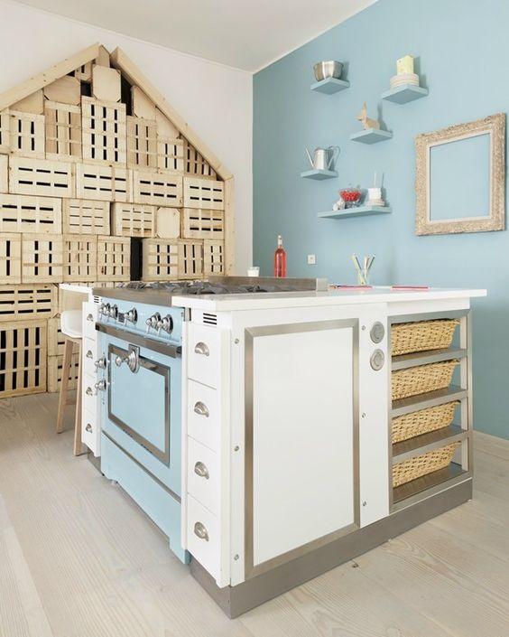 Nuovi cromatismi per le cucine @insidelacornue #kitchen