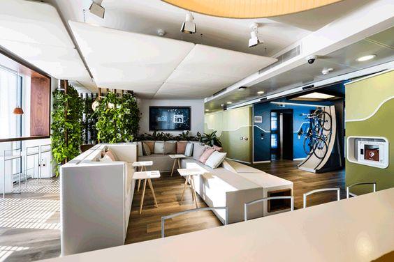 Milan-Torre-Garibaldi - Bureaux Linkedin