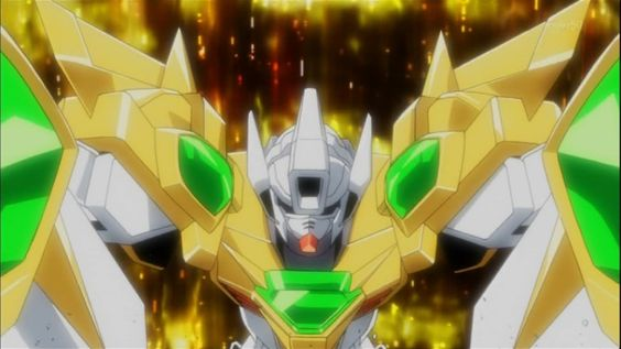 "Gundam Build Fighters Try Episode 18 ""Snibal-Drago-Gira"" No.53 WALLPAPERS Screens from the episode http://www.gunjap.net/site/?p=232065"