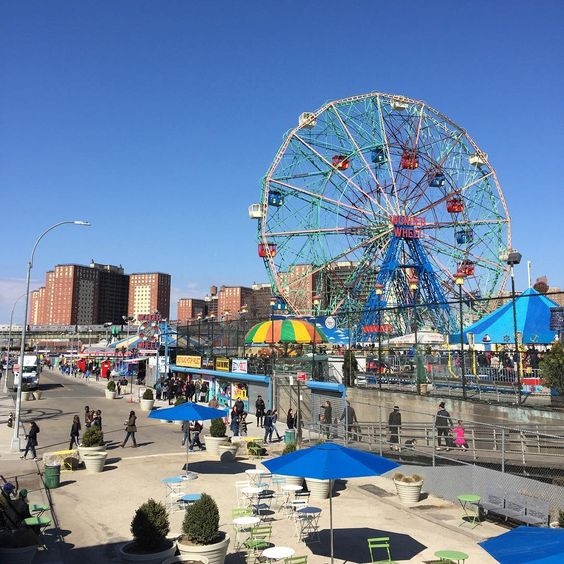 Coney Island is Alive! When are you visiting?!