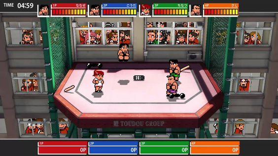 คุนิโอะรวมกีฬารีเมค single mode ตอนที่ 2